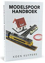 e-boek modelspoorbaan bouwen