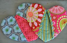 hot pads!! Can't wait to start using my sewing machine!