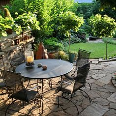 Does your backyard oasis need a makeover?   Health.com