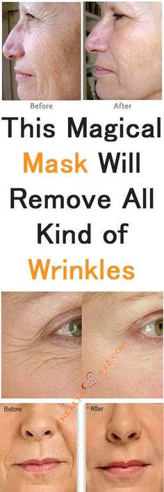 Magical Mask Will Remove All Kind of Wrinkles Forever