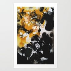 The Unrest by Ducky B., $73. https://society6.com/product/the-unrest_print?curator=bestreeartdesigns