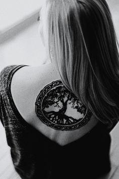 tree tattoos   Tumblr