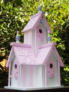 Adorable little fairy mansion