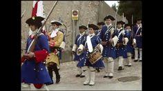 Almansa batalla 1707. Recreacion historica-