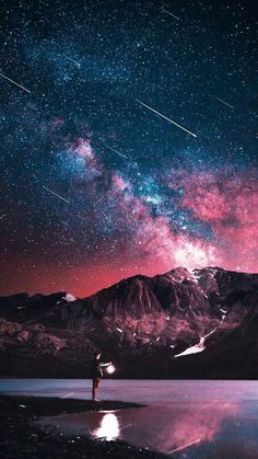 Arranged for iPhone X, Beautiful Wallpapers, Background - Great Pins Beautiful Nature Wallpaper, Beautiful Sky, Beautiful Landscapes, Starry Night Wallpaper, Landscape Photography, Nature Photography, Film Photography, Photography Ideas, Medical Photography