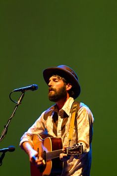 Ray Lamontagne in Charlottesville,VA. Photographed by Jack Looney Photography