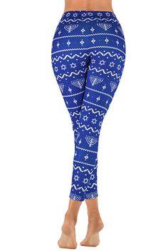 Fair Isle Star Print Christmas Leggings Blue #Sponsored #Star, #Isle, #Fair, #Print Christmas Leggings, Bridesmaid Jewelry Sets, Star Print, Stars, Blue, Fashion, Moda, Fashion Styles, Sterne