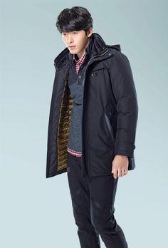More K2 F/W 2014 Visuals Feat. Hyun Bin | Couch Kimchi