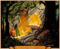 the return of gandalf