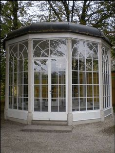 reminds me of the gazebo in the Sound of music