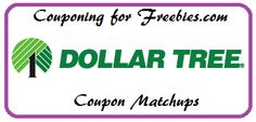 Dollar Tree Coupon Matchups 10/2 - 10/9 - http://couponingforfreebies.com/dollar-tree-coupon-matchups-102-109/