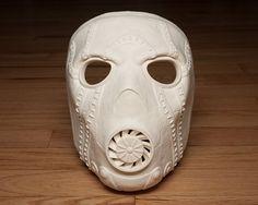 Borderlands Psycho Bandit Mask for Cosplay or Costume - Unpainted Casting