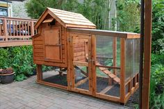 AWESOME urban chicken palace!