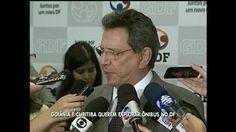 Goiânia e Curitiba querem explorar ônibus no Distrito Federal - Vídeos - R7