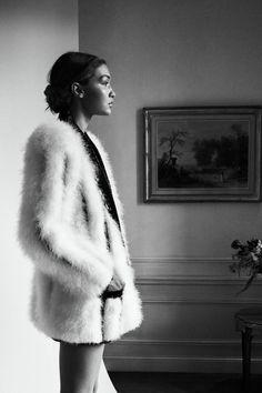 """gigihadidfashionstyle: """" """" Gigi Hadid for Vogue Germany (May 2016) """" """""""