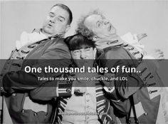 1000 Comedy Tales