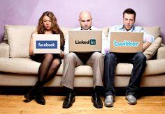 Cada vez más generaciones se unen a distintas redes sociales.
