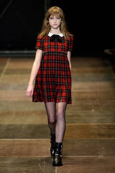 Saint Laurent Fall 2013 #runway #fashionweek #YSL