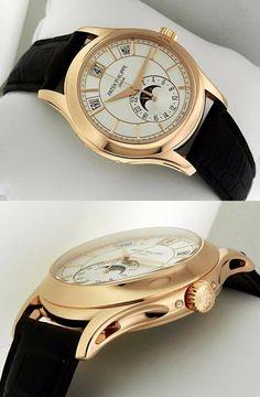 Patek Philippe Complications Annual Calendar Rose Gold Watch