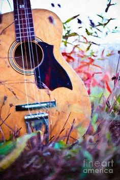 ...guitar