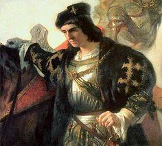 Gonzalo Fernández de Córdoba (1453-1515) Arrested Cesare Borgia in Naples