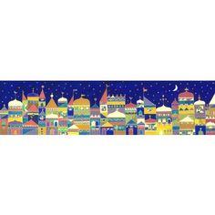 Granada at Night Print by Nargol Arefi