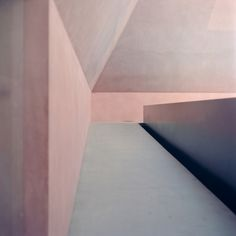 Effin' amazing. Using just light & space James Turrell is capable of shifting our spatial comprehension, disorienting us and playing with our perceptual comprehension like no other artist ever could.