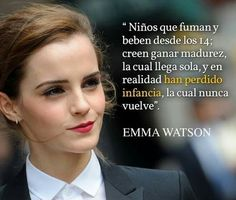 Imagen publicada por @Beriku Emma Watson, Inspirational Quotes, Spanish Quotes, World, Versos, Famous People, Harry Potter, Strong Women, Qoutes Of Life