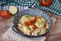 Omlós sonkás csirkemell | Az otthon szépsége Potato Salad, Potatoes, Meat, Chicken, Ethnic Recipes, Food, Potato, Essen, Meals