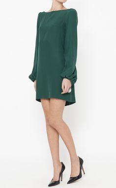 Elizabeth and James Emerald Dress <3