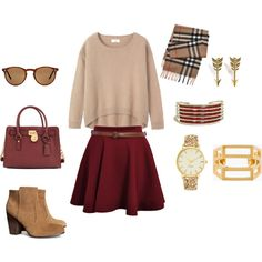 """43"" by gingeysnaps on Polyvore"