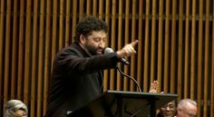 Jonathan Cahn Proclaims Isaiah's Prophecy At United Nations       The rabbi received a standing ovation at the end of his remarks.
