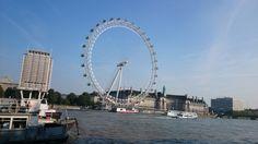 London Eye Millennium Pier en London, Greater London Greater London, London Eye, Four Square, Fair Grounds, Tours, Eyes, Travel, Life, Viajes