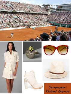 Attend the French Open in Paris http://www.tenniscourtside.com/french-open/tickets