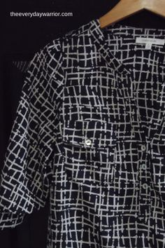 41Hawthorn FIlbert Grid Print Blouse. This would be perfect for work AND play!