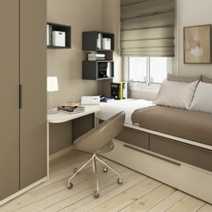 cool kids room designs ideas for small spaces small space kids room photo 9 - Beds For Small Spaces