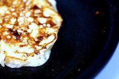 Cottage cheese pancake, by smitten kitchen