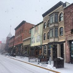 Charming downtown Telluride