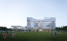 Cheong-ju Knowledge Industry Center – NORTHPOINT