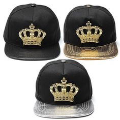 0ad02e40222 KING Crown Adjustable Baseball Cap Free Gift With Purchase Always Deliver