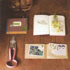 Quiet Girl: Scrapaholic Book