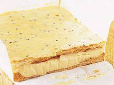 Vanilla slice recipe - classic