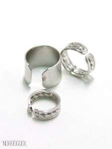 Summer_set ring 3 양손에 나눠서 끼면 간지 철철 :P  http://www.noroogool.com