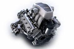 McLaren MP4-12C Engine SPORT AUTO