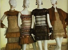 New Tribal inspired fashion