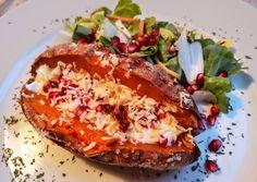 Édesburgonya gránátalmával | Eleonóra Beáta Elek receptje - Cookpad receptek