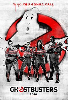 Never touch another movie again! You and Michael Bay are killing my childhood! Ghostbusters Poster, Female Ghostbusters, Ghostbusters Reboot, Ghostbusters Party, Ghostbusters Pictures, Ghost Busters, Keys Art, Movie Poster Art, Fantasy Movies