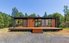 Experience great design and a better way of building with Connect-Homes. Smart, efficient, and green Prefab homes built in our own factory and delivered to your site.