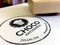 Choco Stamp