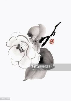 60 Top Sumi E Ink Pictures, Photos, & Images - Getty Images Japanese Ink Painting, Sumi E Painting, Japanese Drawings, Chinese Painting, Chinese Art, Chinese Brush, Art Zen, Art Chinois, Art Asiatique